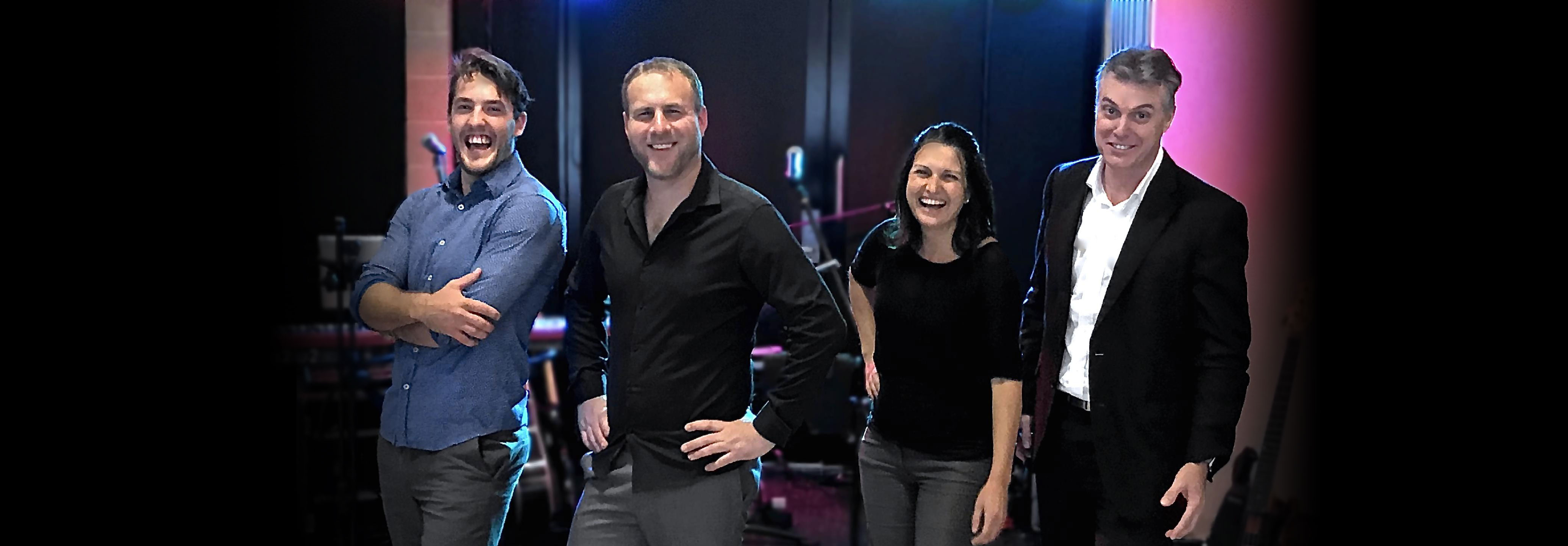 High quality Sydney Rock and Dance cover band for hire - live music & entertainment for your corporate function.